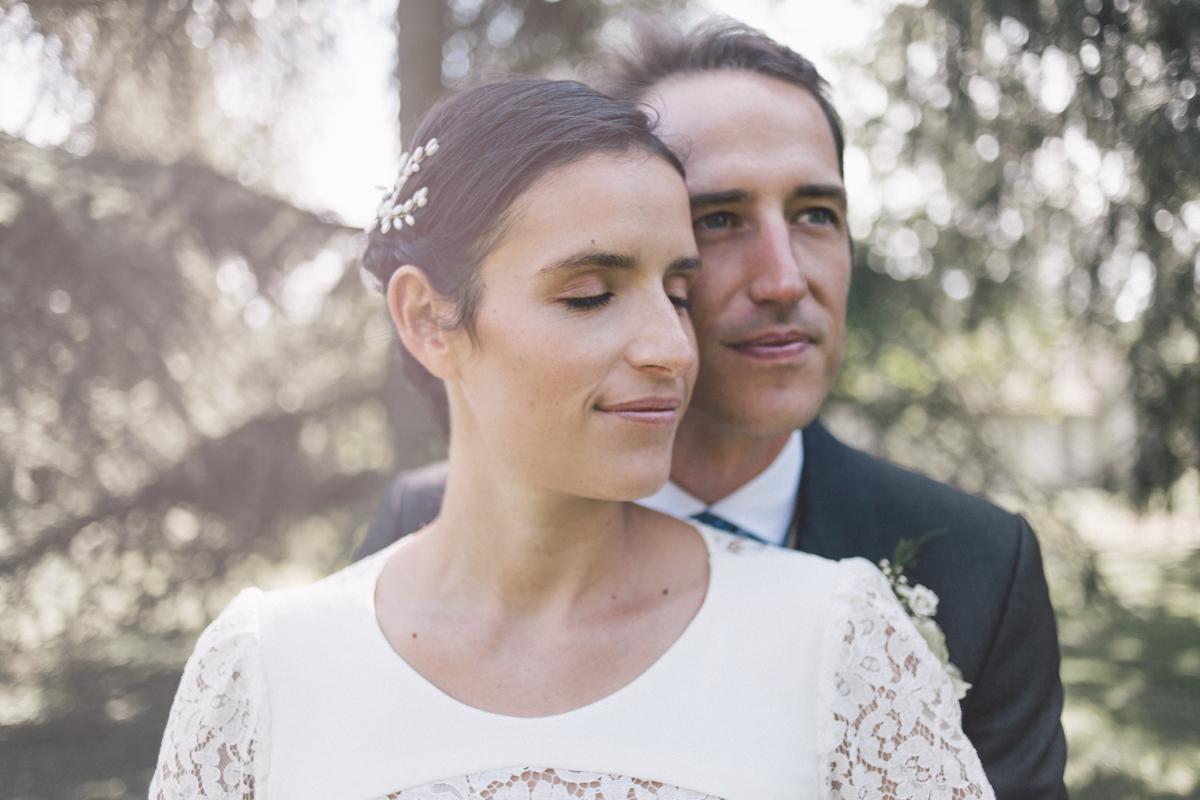 Photographe mariage île de France photo des mariés