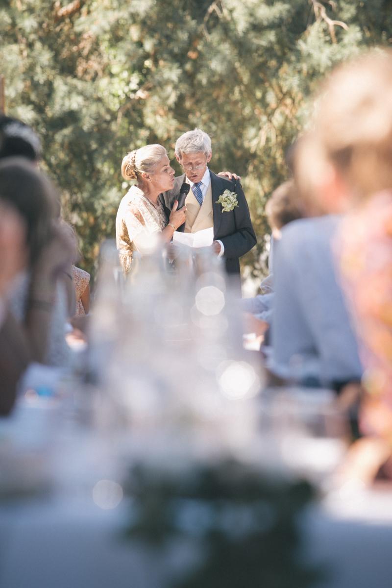 Photographe mariage île de France discours parents