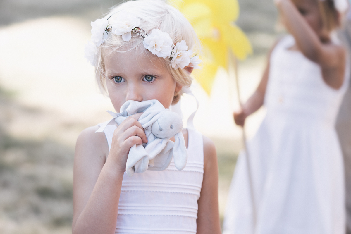 Photographe mariage île de France enfant rêve