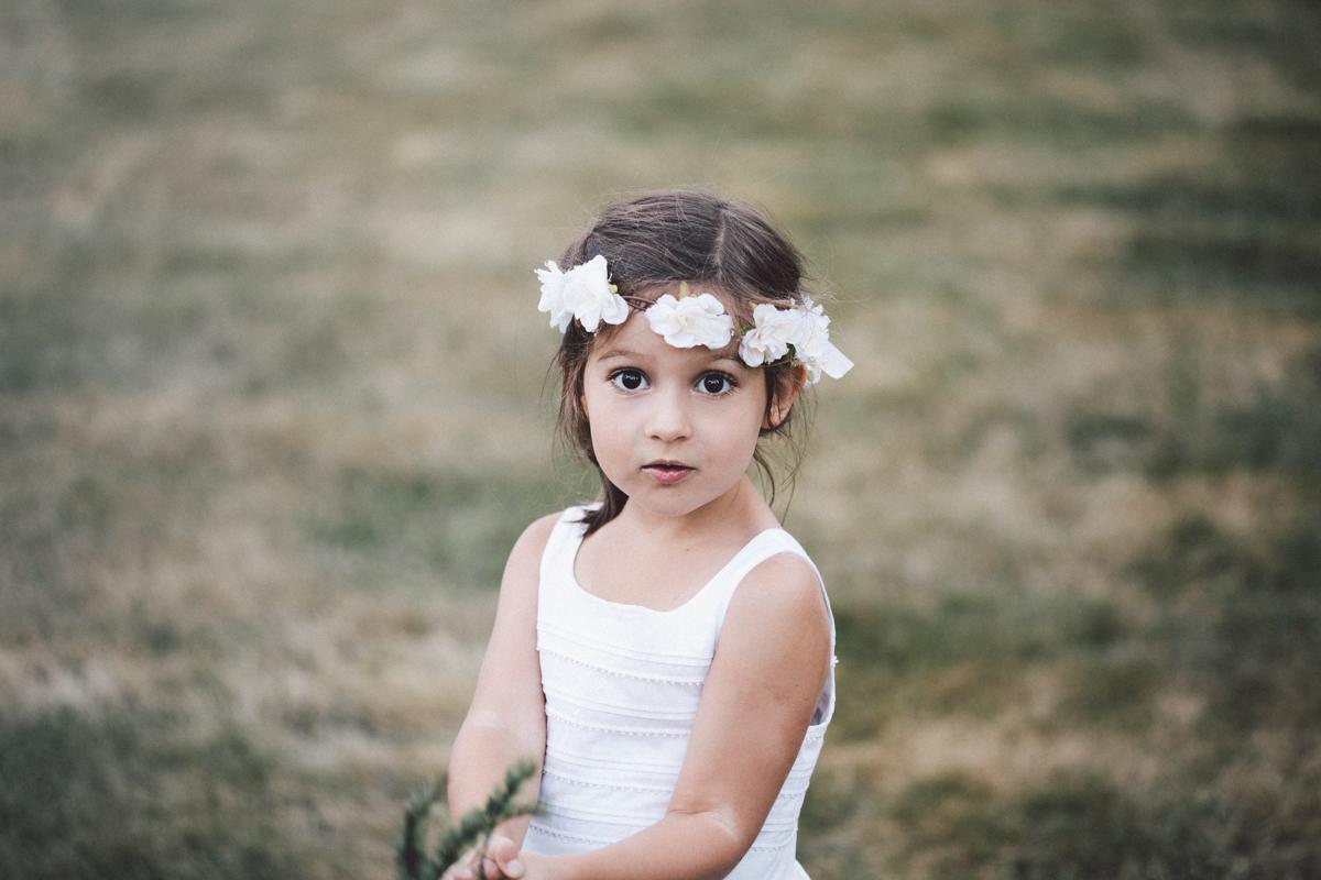 Photographe mariage dans les Yvelines enfant