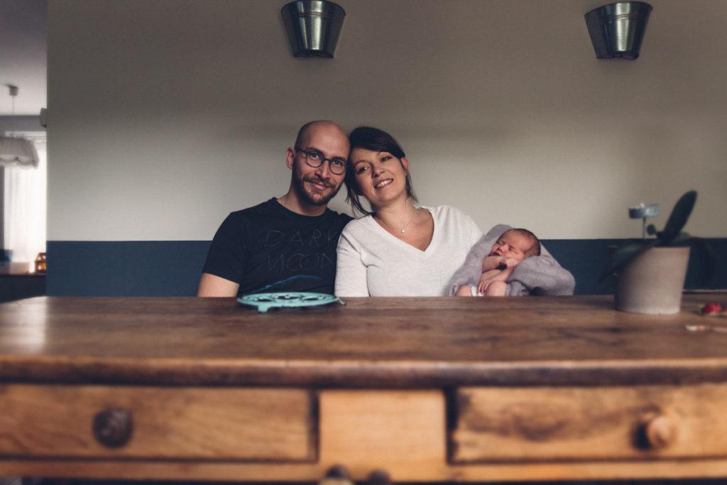 séance famille et bébé lifestyle
