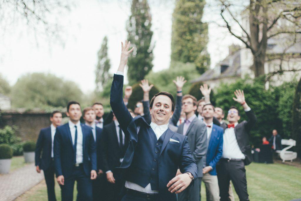 mariage a l'orangerie du vert bois