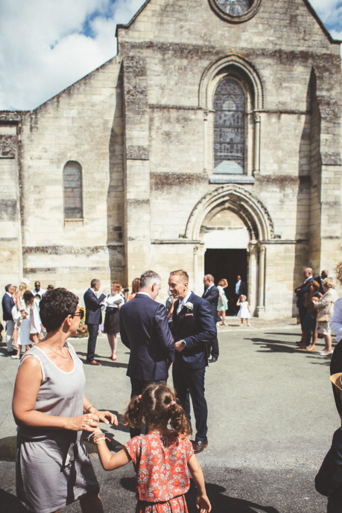 Eglise Saint Martin de Plailly mariage