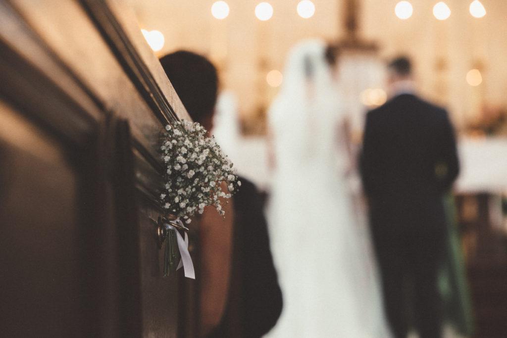 Mariage dans l'Oise eglise