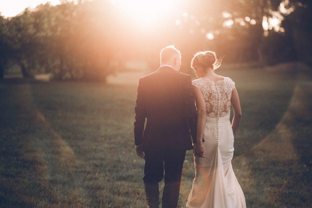 photographe mariage oise photo de couple chateau de pontarmé