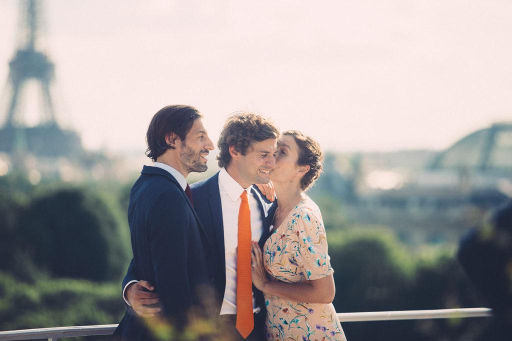 photo famille mariage paris