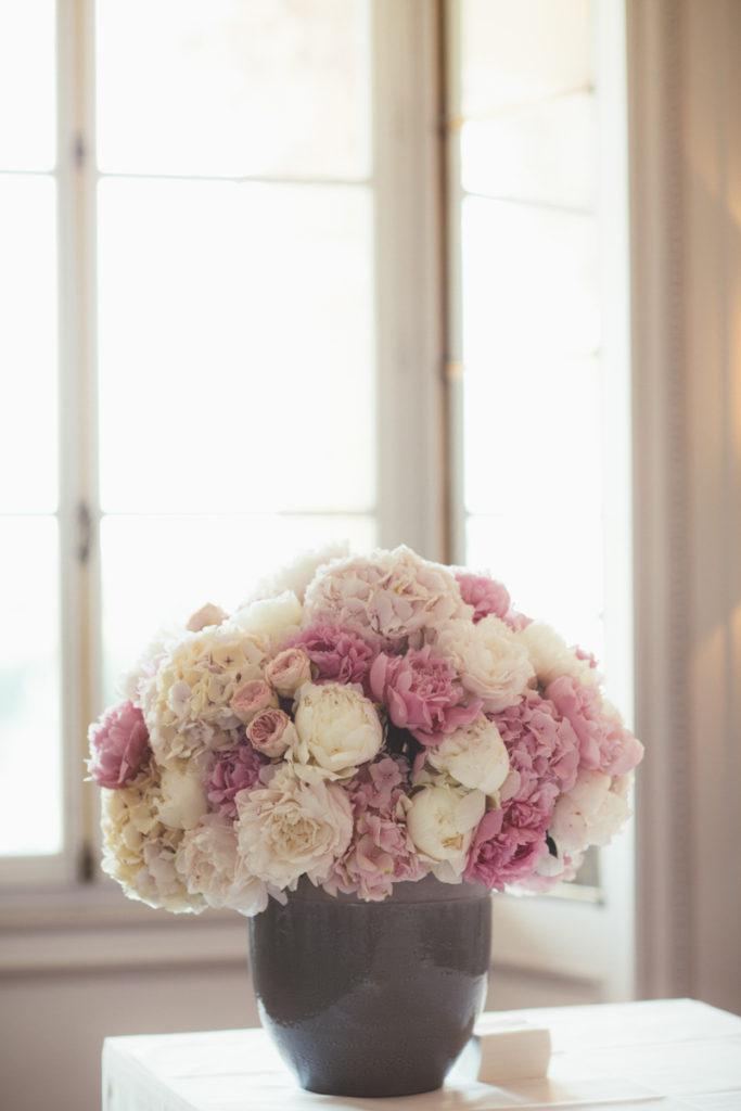 fleurs mariage paris