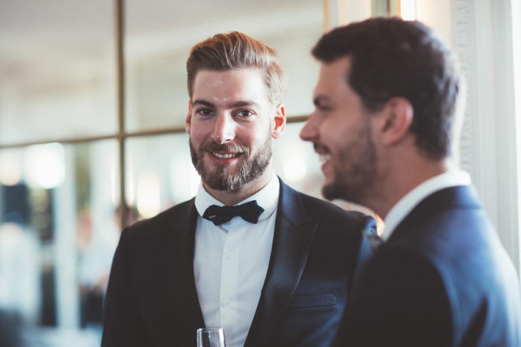 invité automobile club paris mariage