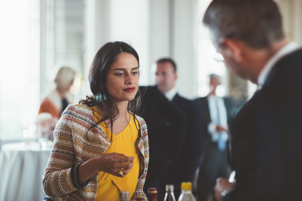 invitée mariage paris