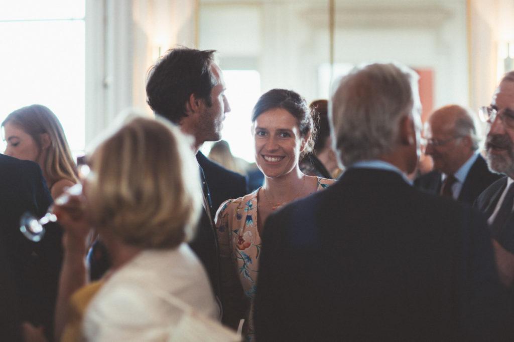 sourire invité mariage paris
