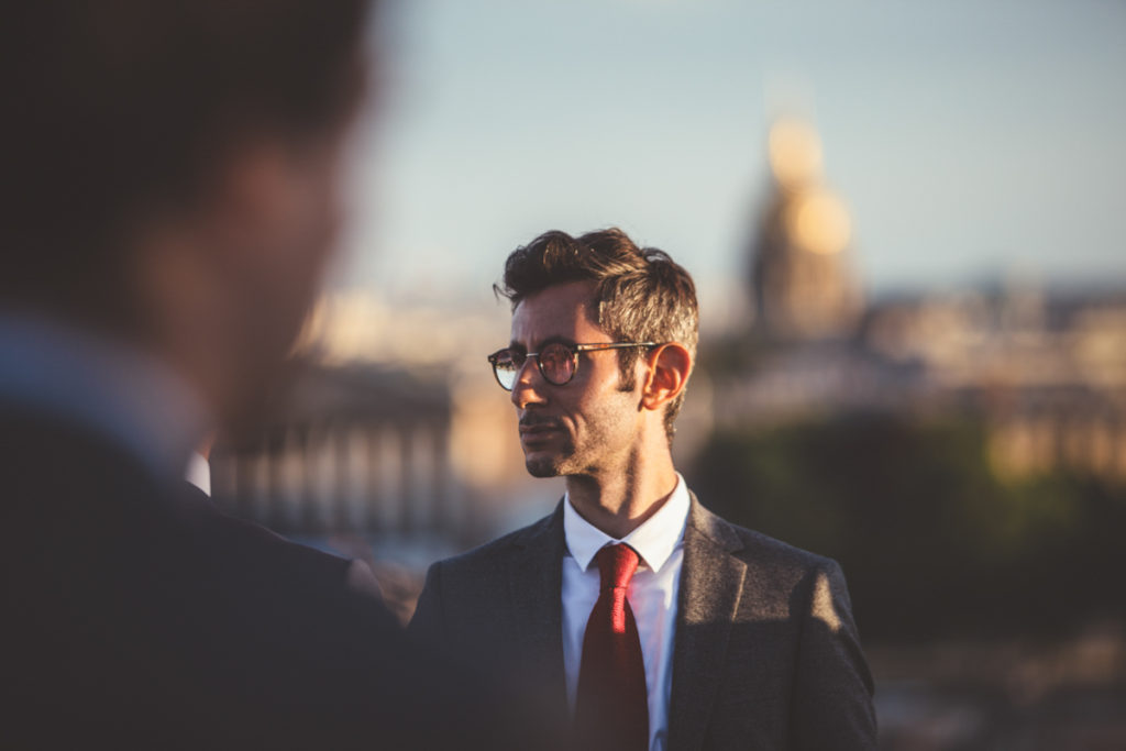 invité mariage paris invalides