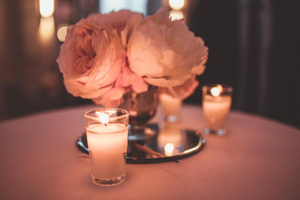 bougies mariage paris