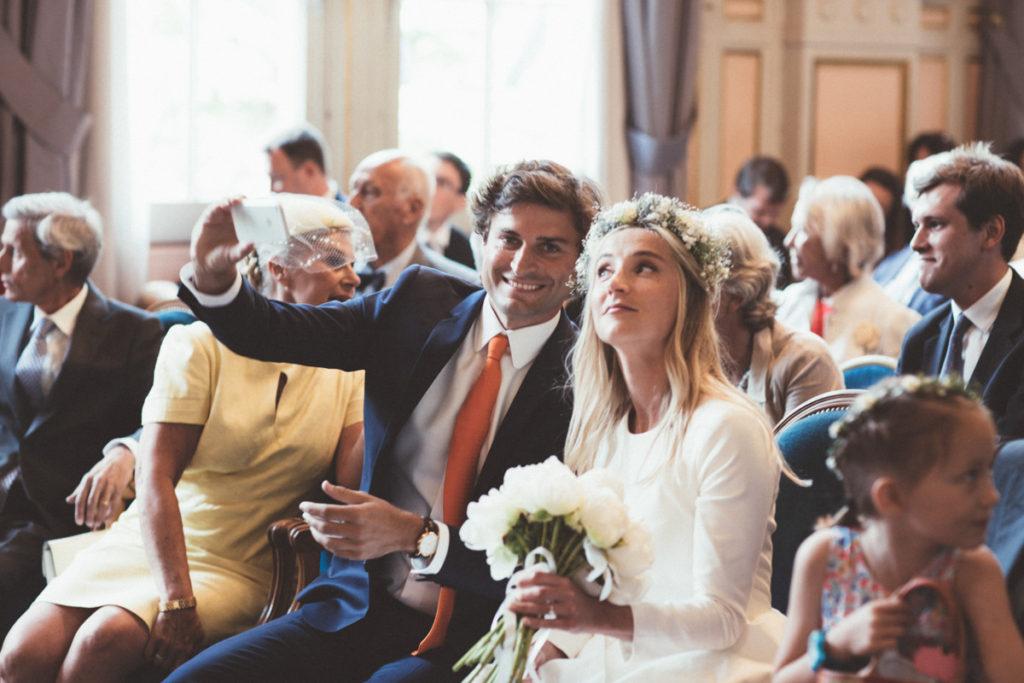 mariage à la mairie du 16e arrondissement