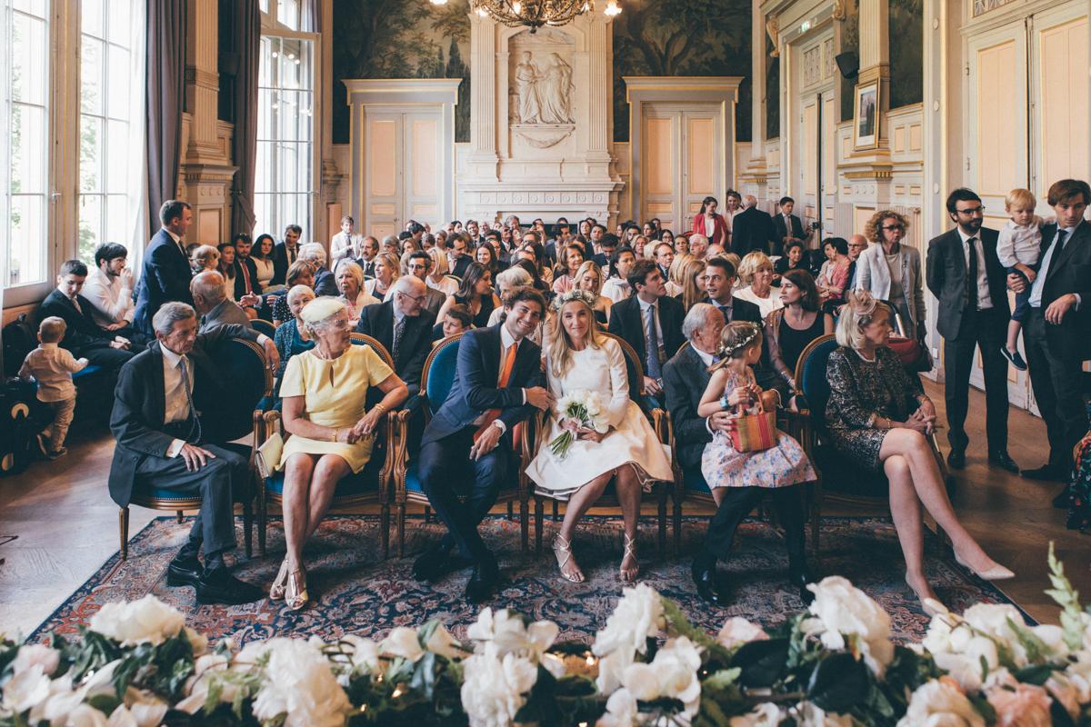 mariés dans la mairie du 16e à paris