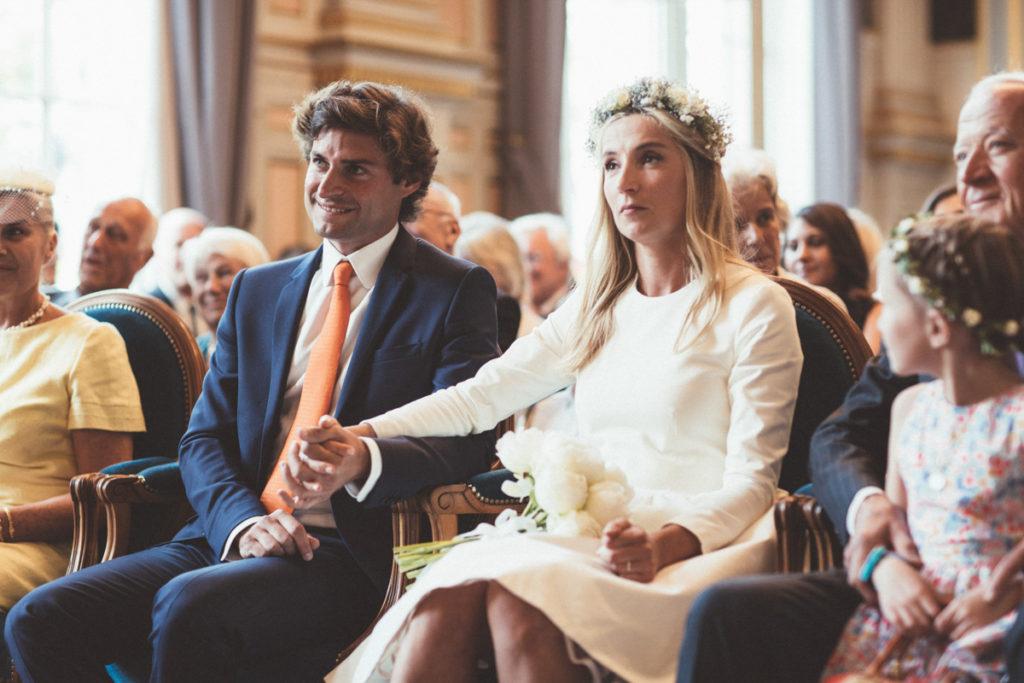 mariés a la mairie de paris