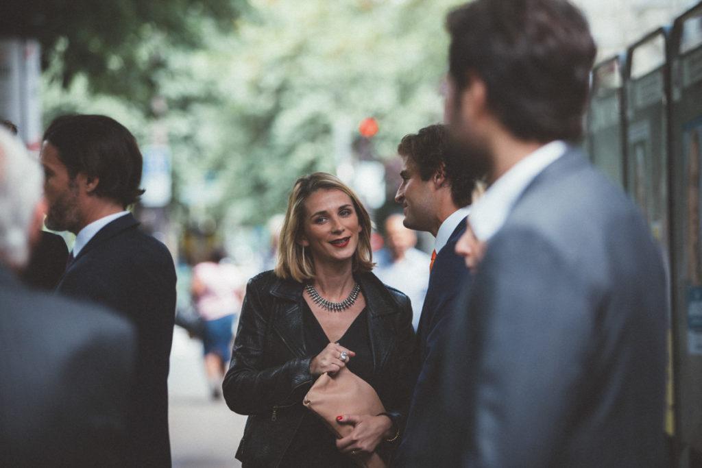 invitée mairie mariage paris