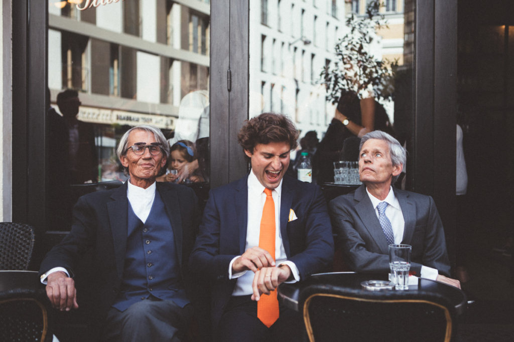mariage café paris