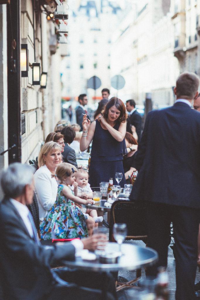 invité mariage parisien