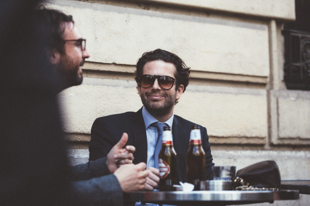 invité mariage dans paris