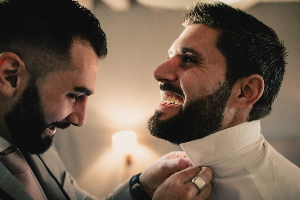 photos de préparatifs de mariage en seine et marne