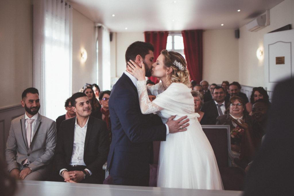 photographe de mariage claye souilly photo de mairie