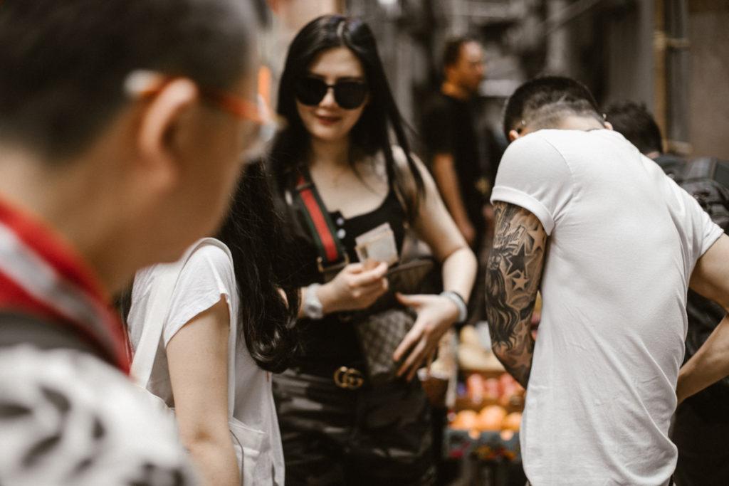 hong kong jeunesse moderne