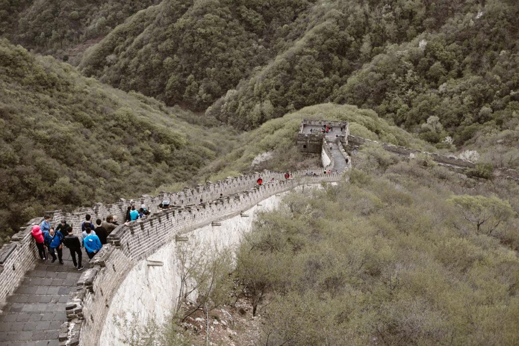 visiter pekin comment visiter la grande muraille Mutianyu