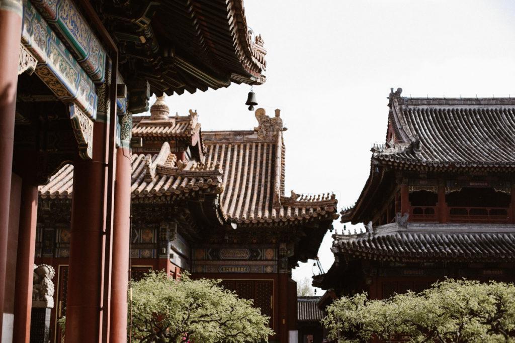 visiter pekin et le lama temple de beijing