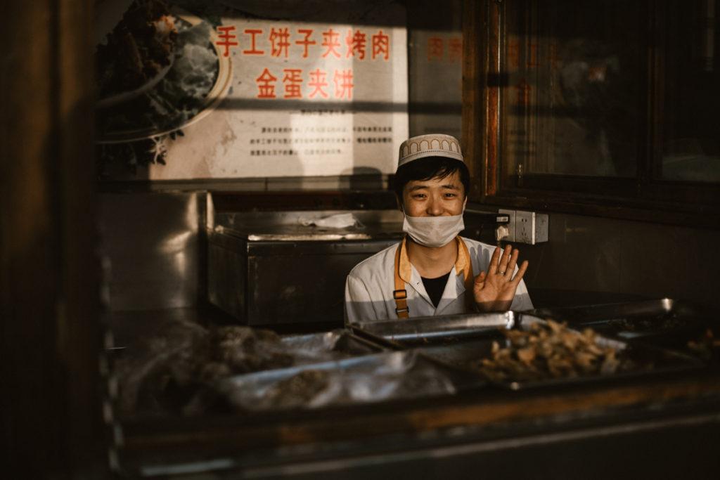 pékin et la grande muraille de chine coucou de beijing