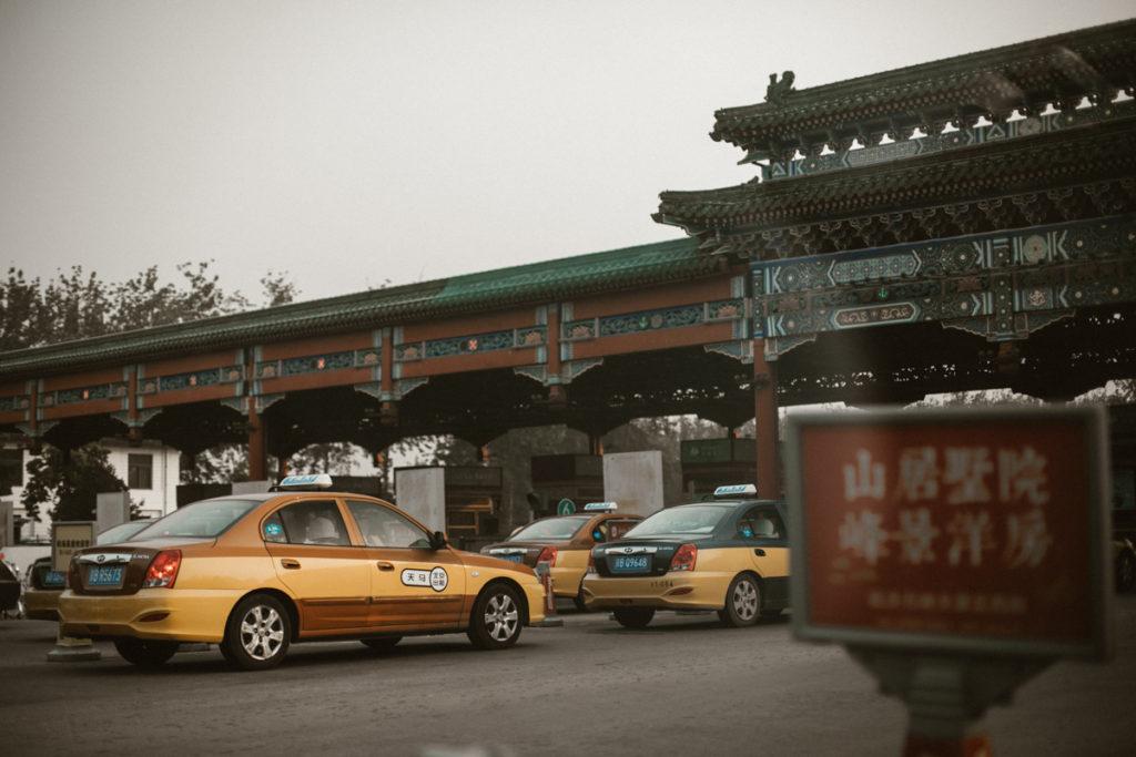 taxis de Beijing