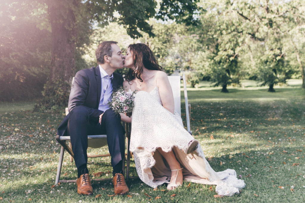 Photographe Mariage Giverny photo couple dime giverny soleil
