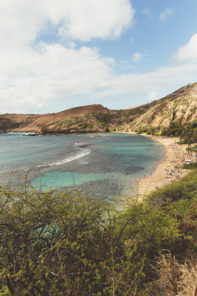 hanauma bay hawaii snorkeling