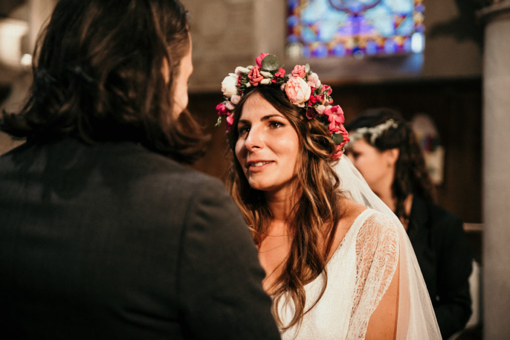 emotion larme mariage eglise essonne seine et marne
