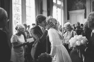 bisou mariage mairie du 16e