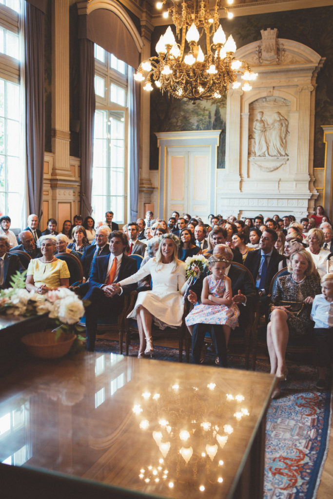 Photographe Mariage A Paris Mariage A L Automobile Club De France