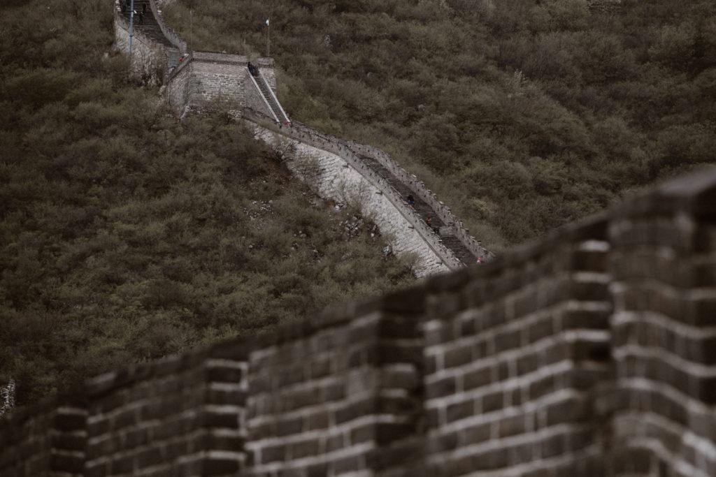 visiter pekin et la muraille à Mutianyu