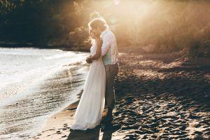 Mariage plage tropicana